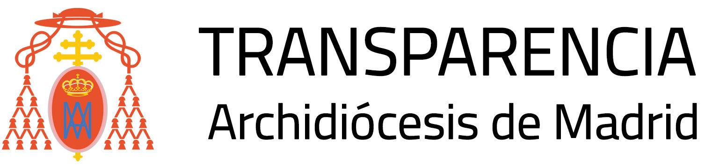 Transparencia – Archidiócesis de Madrid